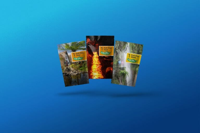 Package Offer for Tours and Walks